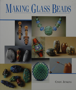 Making Glass Beads, by Cindy Jenkins