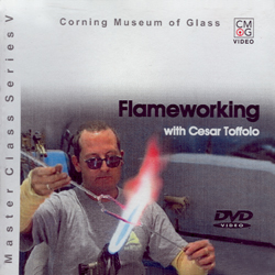 Flameworking with Cesar Toffolo