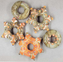 Photo of the Donut Beads