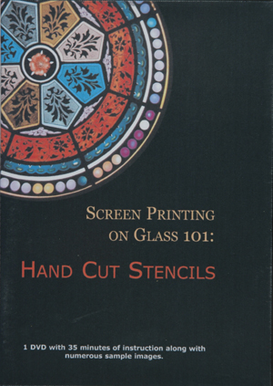 Screen Printing on Glass 101