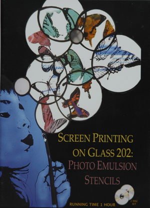 Screen Printing on Glass 202