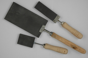 Japanese graphite paddles