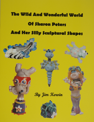 The Wild and Wonderful World of Sharon Peters and her Silly Sculptural Shapes