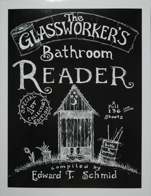 The Glassworker's Bathroom Reader