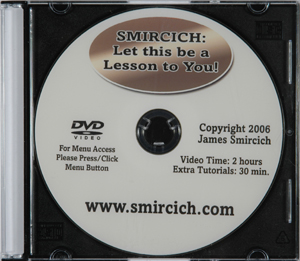 Smircich: Lesson to You!