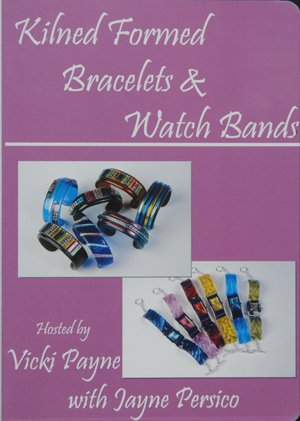 Kiln Formed Bracelets & Watch Bands