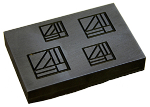 Square Pattern Press 4-in-1