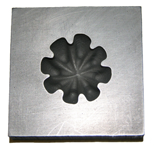 8 Point Wide Groove Push Mold